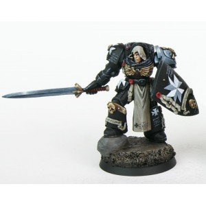 Space Knight Templar of The Black Guard